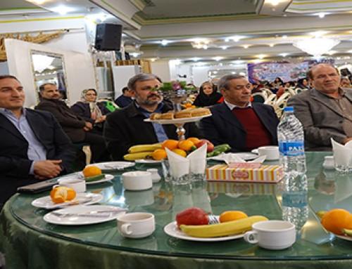 گرامیداشت چهلمین سالگرد پیروزی انقلاب اسلامی با حضور پیشکسوتان کانون