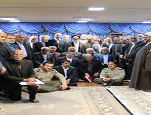 نخستین همایش رؤسای کانون های بازنشستگان (مراکز استان) ارتش ج.ا.ا
