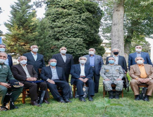 امیر سرلشکر موسوی در دیدار پیشکسوتان ارتش: