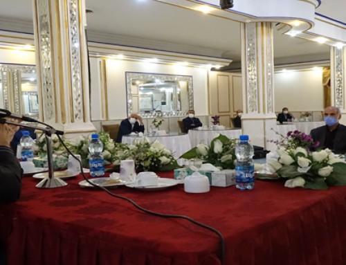 جلسه هم اندیشی  روسای کانون مراکز استان