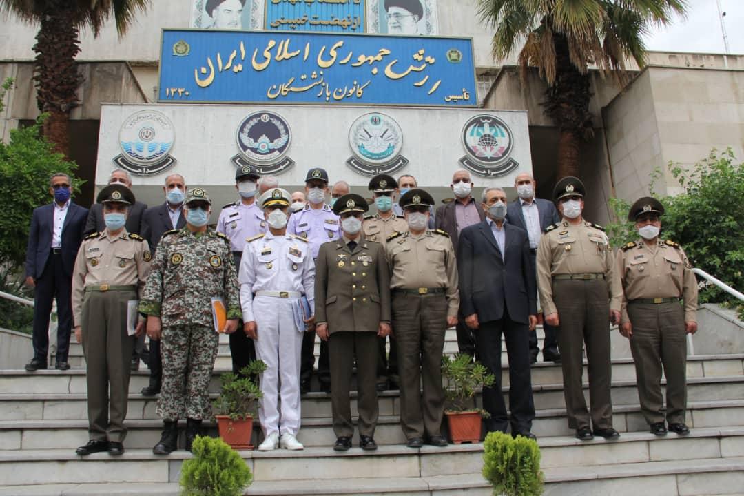 ارتش در کانون